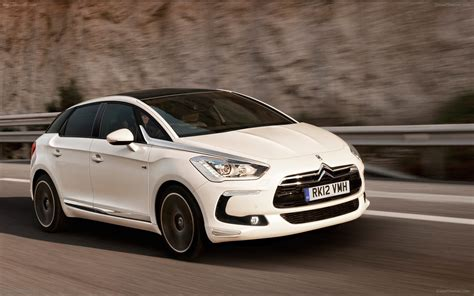 Citroen Ds5 by Citroen Ds5 2012 Widescreen Car Picture 55 Of 132