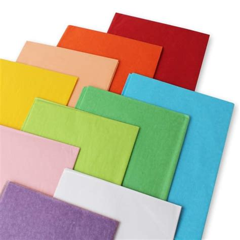 craft tissue paper wholesale remnant tissue paper pack bright ideas crafts