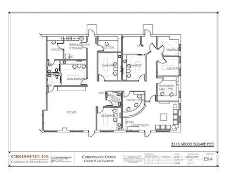 chiropractic office floor plan chiropractic clinic floor plans