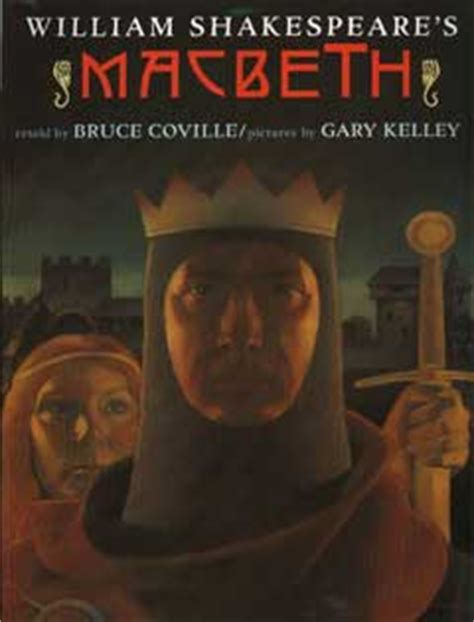 macbeth picture book education world conquering the fear of shakespeare