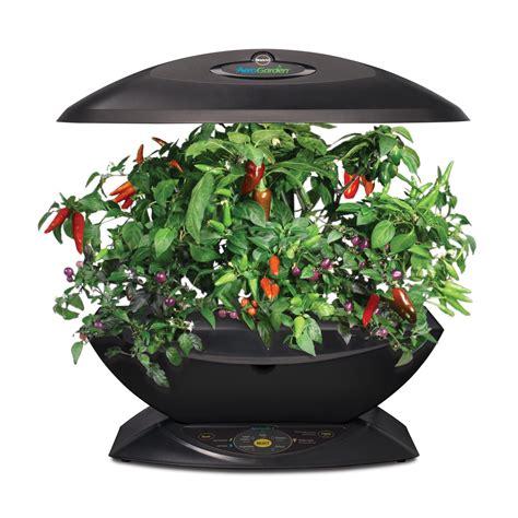 hydroponic vegetable garden kit miracle gro aerogarden 7 pod indoor garden with gourmet