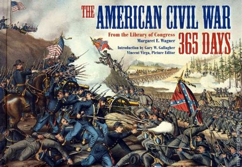 picture books about war american civil war 365 days hc 2006 abrams comic books