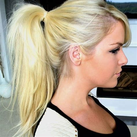 how to put in white hair 17 best ideas about high ponytails on school