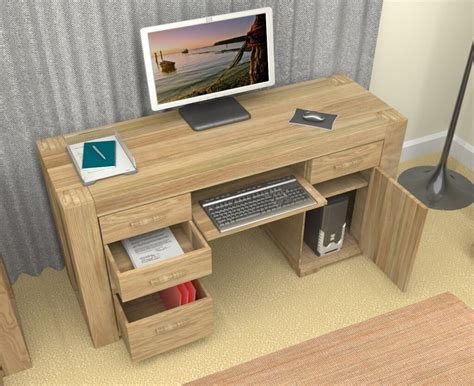 computer desks for the home 10 oak computer desk design ideas minimalist