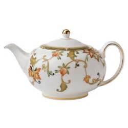 Country Dining Room Ideas wedgwood fine bone china teapot oberon