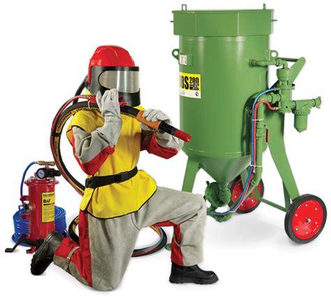 sandblasting suppliers sandblasting systems sandblasting machines packages