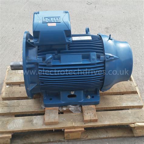 Weg Electric Motors by Weg Electric Motor 55kw 75hp Ie2 Cast Iron 1500rpm Foot