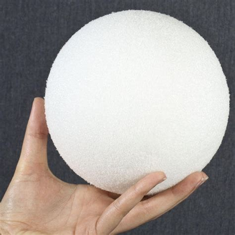 crafts with styrofoam balls for 6 quot styrofoam styrofoam basic craft supplies