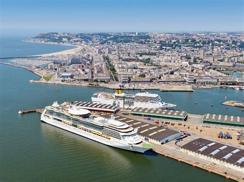 le havre ferry port terminal guide ferries