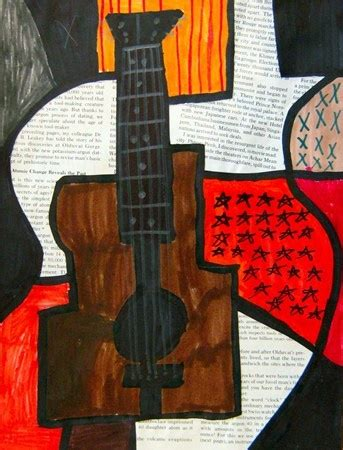 picasso paintings guitar picasso guitars picasso