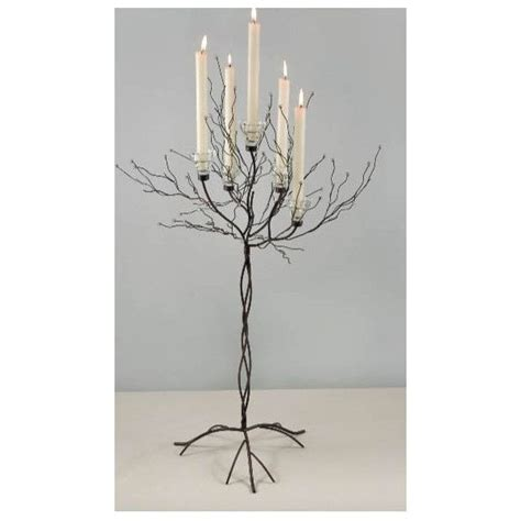 metal twig tree candle holder metal twig tree 32 quot candle holder wedding details