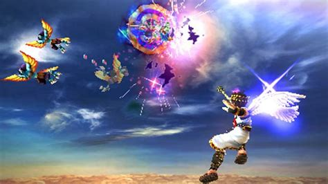kid icarus uprising kid icarus uprising review 3ds gamers xtreme