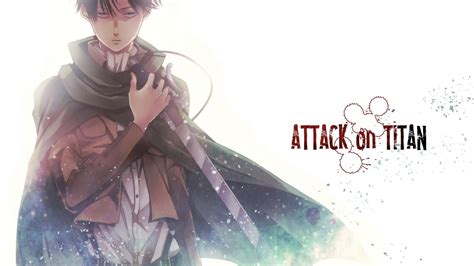 24+ Attack on Titan wallpapers HD Download Attack On Titan Levi Salute