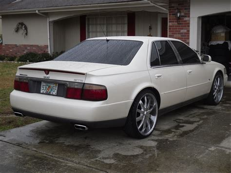 Cadillac On Rims by Cadillac Seville Sts 22 Inch Rims