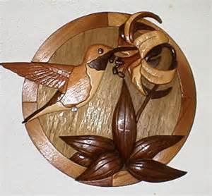 woodworking intarsia intarsia intarsia