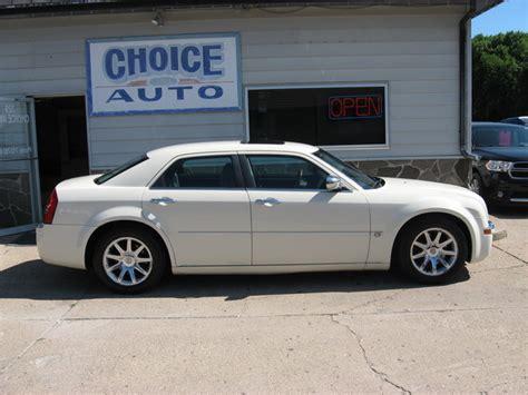 2005 Chrysler 300 C by 2005 Chrysler 300 300c Stock 160246 Carroll Ia 51401