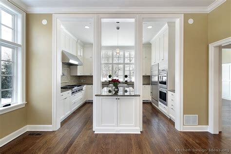 White Kitchen Cabinet Design Ideas Pictures Of Kitchens Traditional White Kitchen Cabinets Page 5