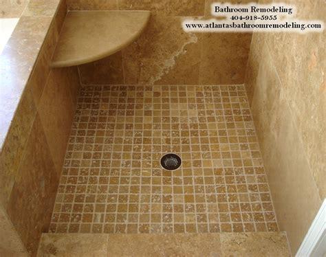 bathroom shower floor tiles alpharetta ga shower tile installers tile installation