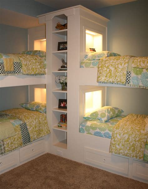 built in beds bed with built in bed kitchen traditional with white