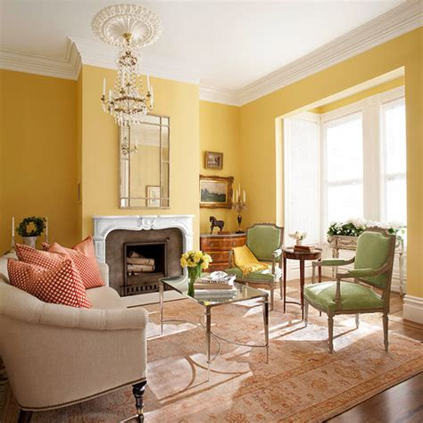 pale yellow paint colors for living room yellow living room design ideas