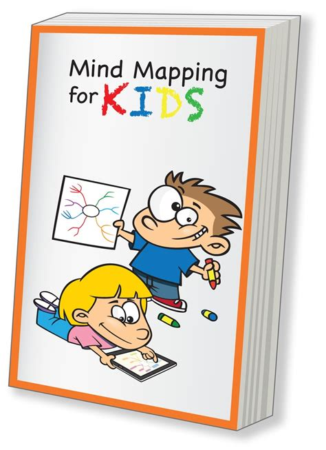 for on book cover for mind mapping for book publishes on