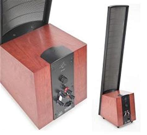 martinlogan spire hybrid electrostatic loudspeaker reviewed