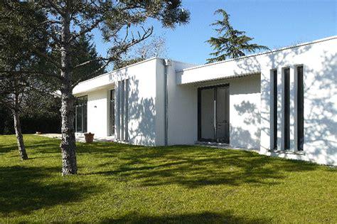 Maison D Architecte Contemporaine Plain Pied 2966 by Maison D Architecte Contemporaine Plain Pied Mc Immo