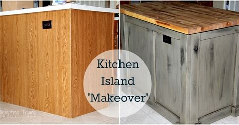 kitchen island makeover diy kitchen island makeover with plywood and lumber hometalk