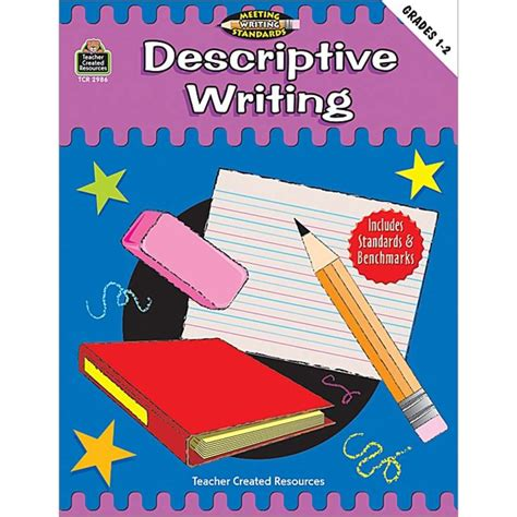 descriptive picture books descriptive writing grades 1 2 meeting writing standards