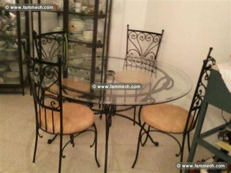 bonnes affaires tunisie maison meubles d 233 coration salle 224 manger en fer forg 233