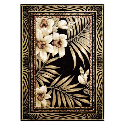 evolution area rugs home dynamix 5158 450 evolution evolution area rug black
