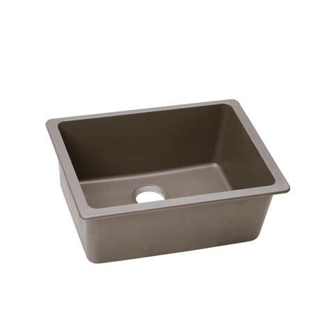 composite undermount kitchen sinks elkay quartz classic undermount composite 25 in single