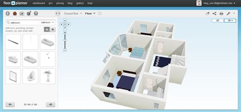 3d floor plan design software free free floor plan software floorplanner review