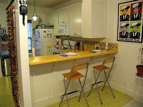 kitchen design with bar counter small kitchen with bar design ideas