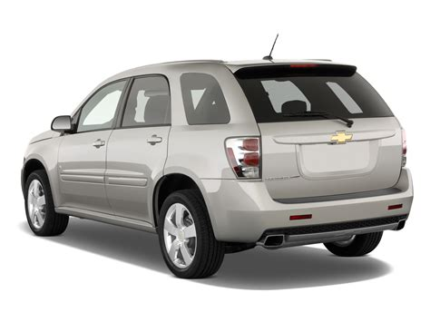 2009 Chevy Equinox Review 2009 chevrolet equinox reviews and rating motor trend