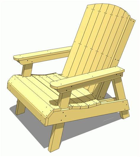 woodworking plans adirondack chair wood how to build adirondack lawn chair pdf plans