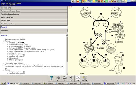 free service manuals online 2001 volvo s40 electronic toll collection service manual 2001 volvo s80 timing chain repair manual volvo xc90 serpentine belt diagram