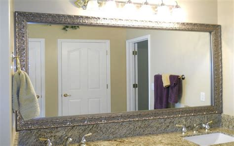 bathroom mirrors with frames interior corner vanity units with basin magnifying