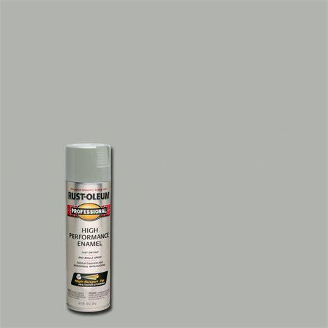 home depot rustoleum spray paint colors rust oleum professional 15 oz gloss light machine gray