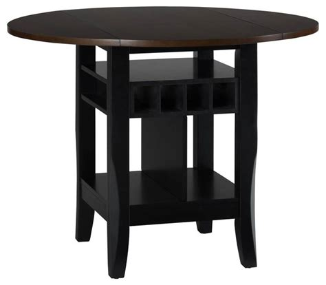 contemporary counter height dining table drop leaf counter height table contemporary