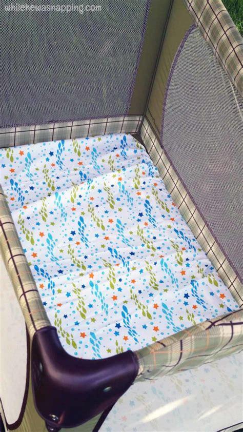 helping baby sleep in crib helping baby sleep better on vacation with crib bedding