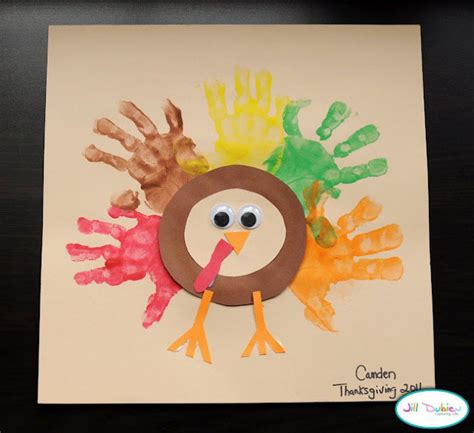 turkey craft project 30 diy thanksgiving craft ideas for
