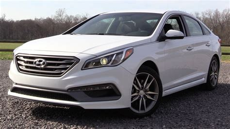 2016 Hyundai Sonata Sport 2 0t by 2016 Hyundai Sonata Sport 2 0t Review