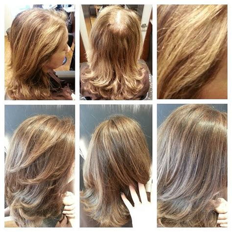 high lighted hair with gray roots how to cover gray roots on highlighted hair