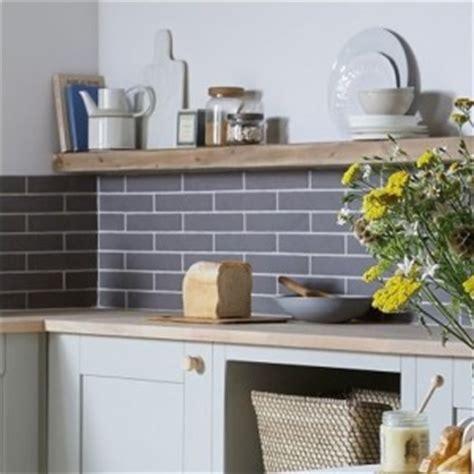 Brick Tile Backsplash Kitchen diy guide tiling a kitchen splashback tiles direct