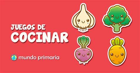 jugar a juegos de cocina gratis juegos de cocina mundo primaria