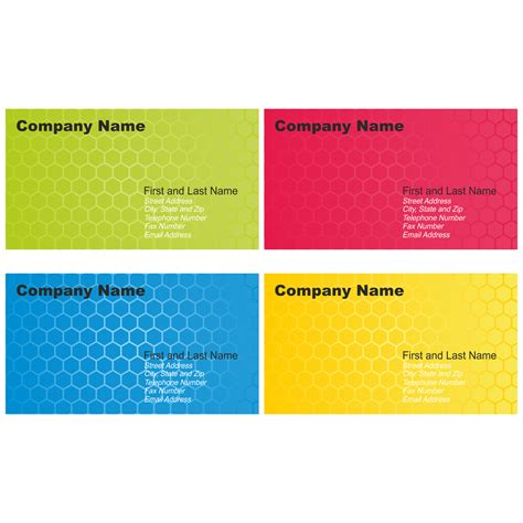 how to make visiting card for free vector for free use set of business card designs