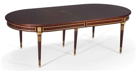 table de salle a manger de style louis xvi xxeme siecle christie s