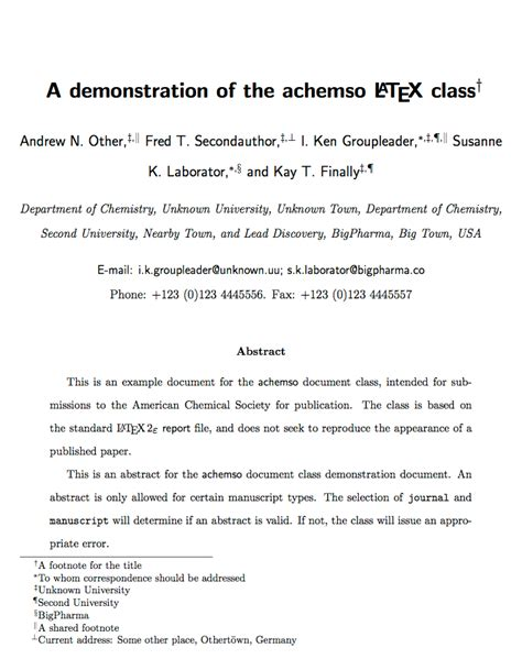 latex templates 187 academic journals