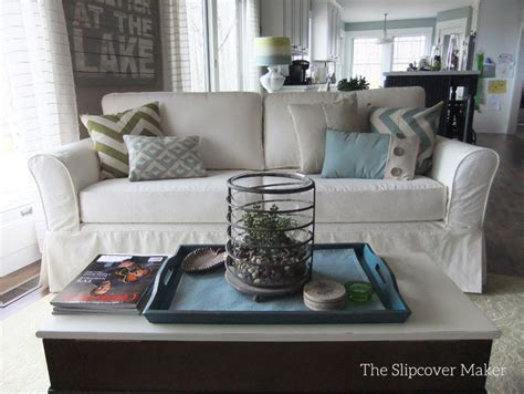 canvas slipcovers for sofas sofa slipcovers the slipcover maker